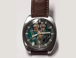 BULOVA Accutron Spaceview 1970