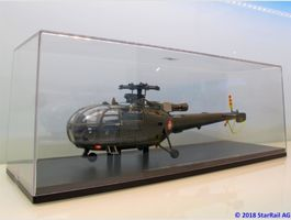 PERFEX 715 Alouette III Swiss Army 1:43