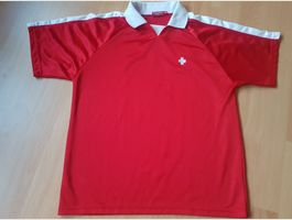 FUSSBALL-SHIRT SUISSE GR. 164 (CAMPUS)