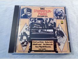 Das Stummfilm-Piano CD av Fr. 5.-