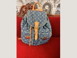 Louis Vuitton Denim Rucksack