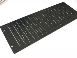 """Faderpanel 16 Channel for DIY P&G 19"""""""