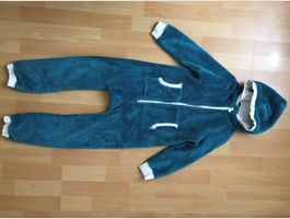 Fleeceoverall Jumpsuit Gr. 110/116