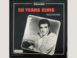 Elvis Presley – 50 Years/6LP Picture Box
