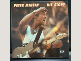 Peter Maffay – Die Story / 6 LP  Box