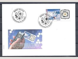 F1249 - FDC Timbres lien vers Internet