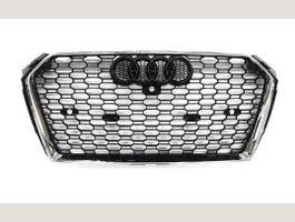 Grill RS4 Look Chrom A4 S4 B9 8W 15-18