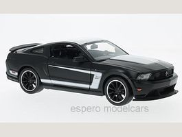 Ford Mustang V Boss 302 2012-2013 matt-