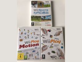 Wii Sports, Play & Play Motion