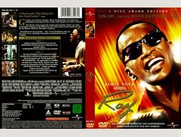DVD Ray mit Jamie Fox