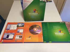 Windows XP Home Edition German CD W/SP2