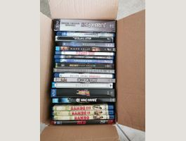 Lot de 23 filmes Blu-ray