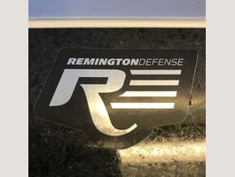 RAR: Sticker Aufkleber REMINGTON Defense