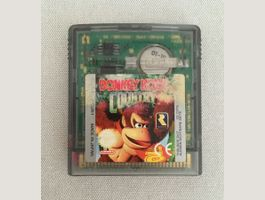 Donkey Kong Country Gameboy Color