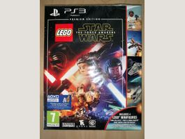 PS3 Lego The Force Awakens Edit. Premium