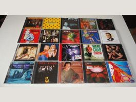 Collection 20CD's - Music Mix