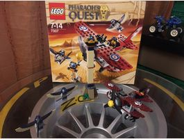 Pharao's Quest Lego 7307