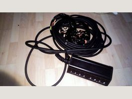 Stagebox, Multicore 12/4 Rockcable