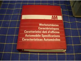 werkstattdaten  specification auto