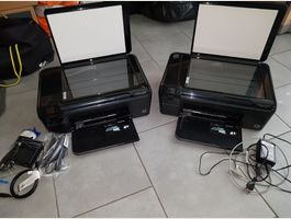 2 x Drucker HP-Photosmart C 4680 ab 1.-
