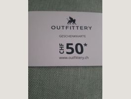 Outfittery CHF 50.--
