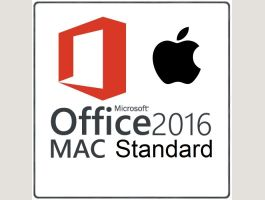 Office 2016 Mac Standard (1 Mac)