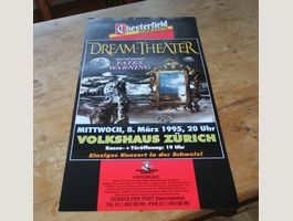 DREAM THEATER Konzert POSTER 1995