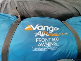 Vango Exclusive 500xl Front Awning