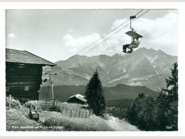 Flims - Sesselbahn - Foppa - 1965