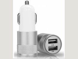 Doppel-USB Car Charger - Auto Adapter