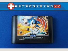 [Megadrive] Sonic The Hedgehog Spinball