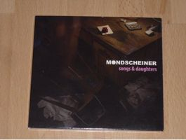 CD / MONDSCHEINER - songs & daughters