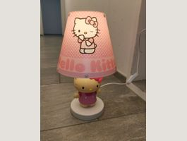 Hello Kitty Nachttischlampe