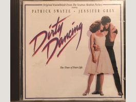 """CD """"Dirty Dancing"""" Movie Soundtrack"""