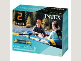 Intex Challenger 2 Set Schlauchboot
