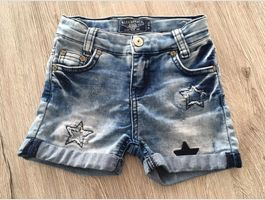 Blue Effect Jeans Shorts Gr. 104 strech