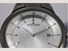 Die Chance! Jacques Lemans Black
