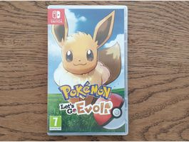 Pokémon - Let's Go Evoli!