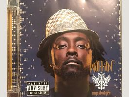 """CD """"Will I Am - Songs about Girls"""""""