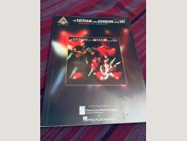 G3 Live in Concert SONGBOOK!