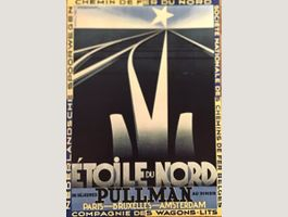Art Deco Original Plakat