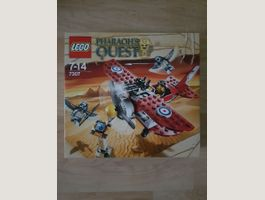 LEGO Pharaoh's Quest 7307 Duell in der..