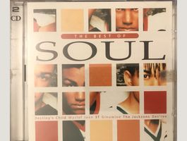 "CD: "". SOUL - The best of"""