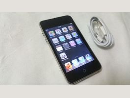 iPod touch 8GB + usb kabel