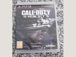 Call of Duty 2 - GHOSTS - PS3