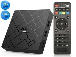HK1 MINI SMART TV BOX-ANDROID 8.1 RK3229