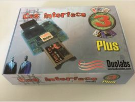 Duolabs Cas 3 PLUS Interface