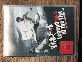Legend of the Fist DVD FSK 18