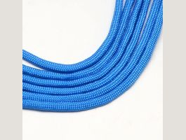Paracord Dodgerblau 4-5mm 10m