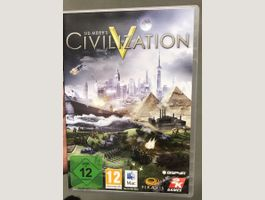 "MAC-Game: ""CIVILIZATION V"""